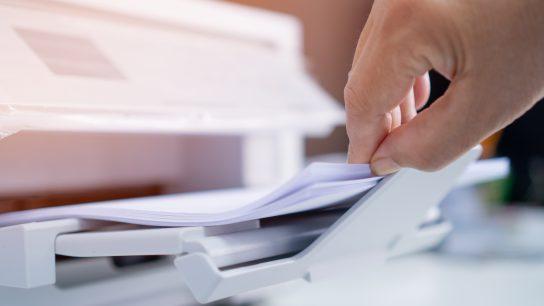 Paperin koko A4 on esitetty standardissa ISO-216.