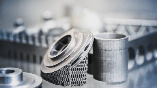 Materiaalivalinta on tärkeä osa tuotesuunnittelua.